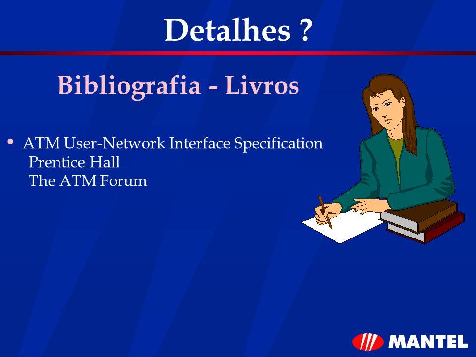 Detalhes Bibliografia - Livros
