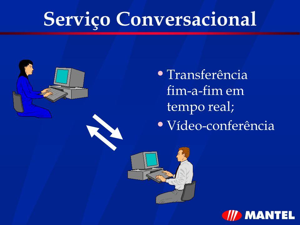 Serviço Conversacional