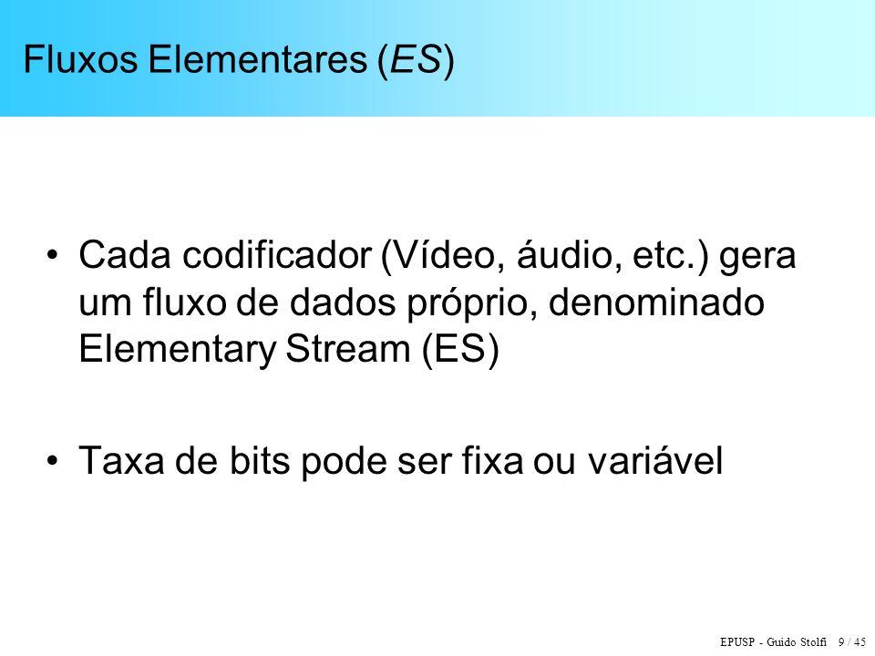 Fluxos Elementares (ES)