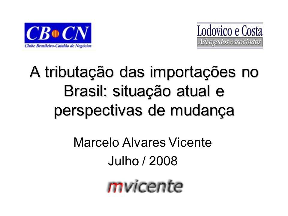 Marcelo Alvares Vicente Julho / 2008