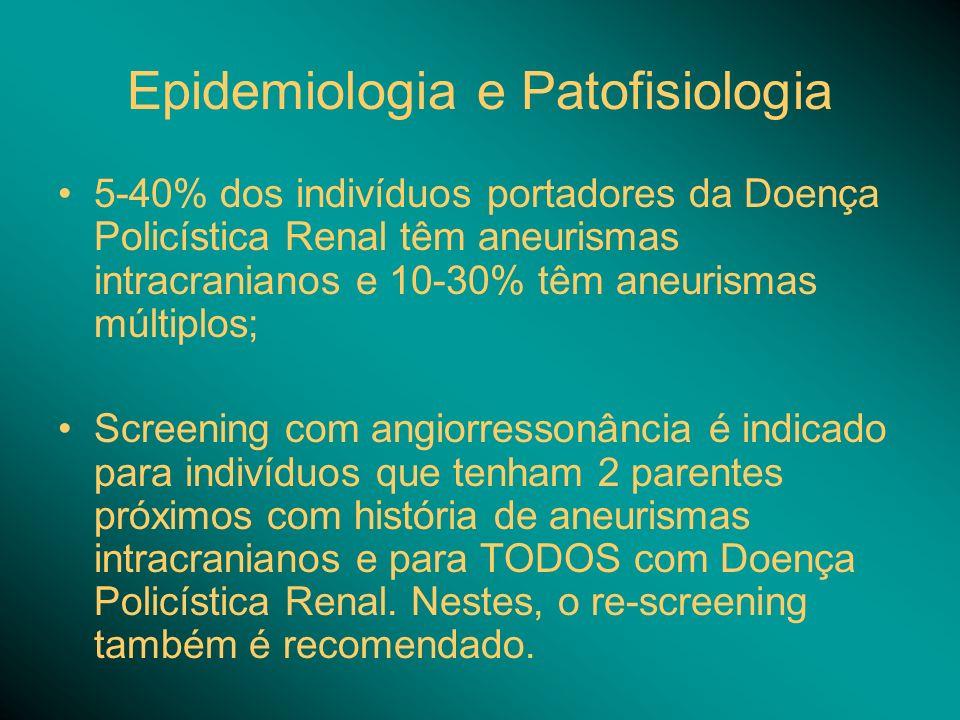 Epidemiologia e Patofisiologia