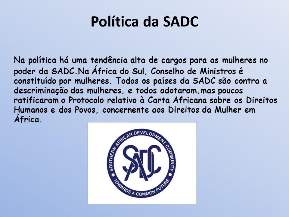 Política da SADC
