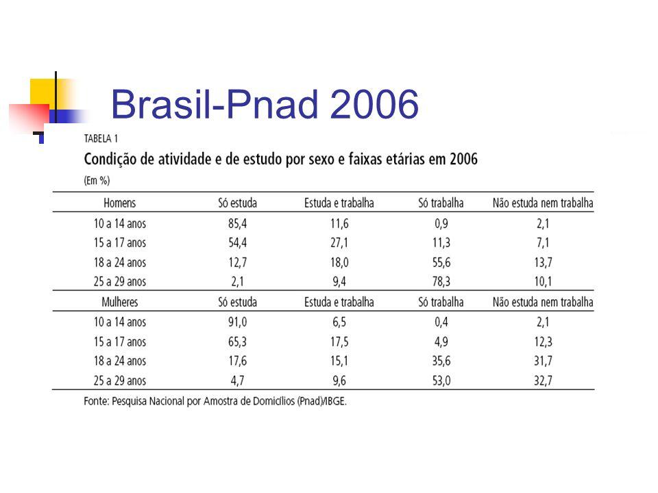 Brasil-Pnad 2006