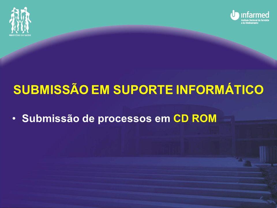 SUBMISSÃO EM SUPORTE INFORMÁTICO