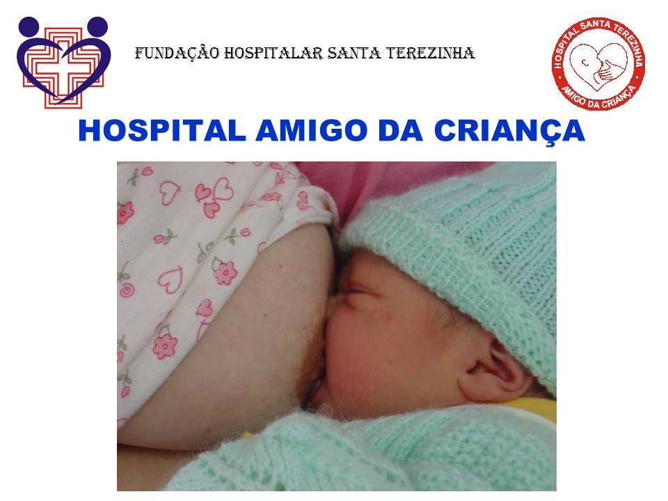 HOSPITAL AMIGO DA CRIANÇA