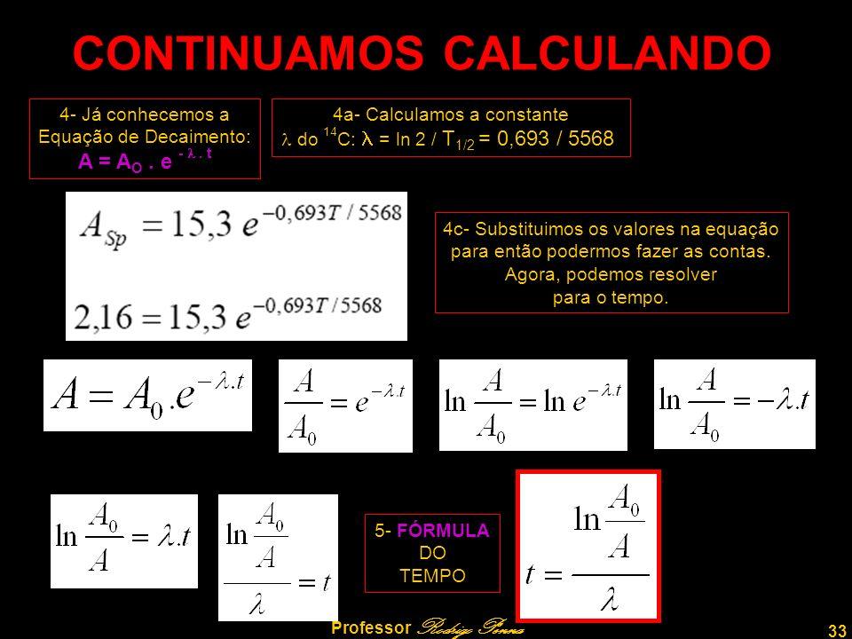 CONTINUAMOS CALCULANDO