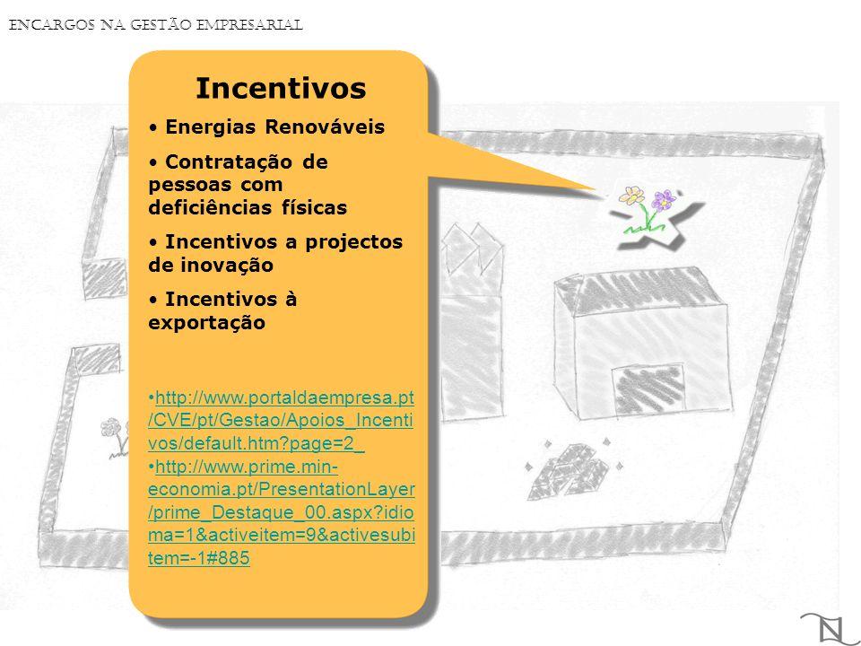Incentivos Energias Renováveis