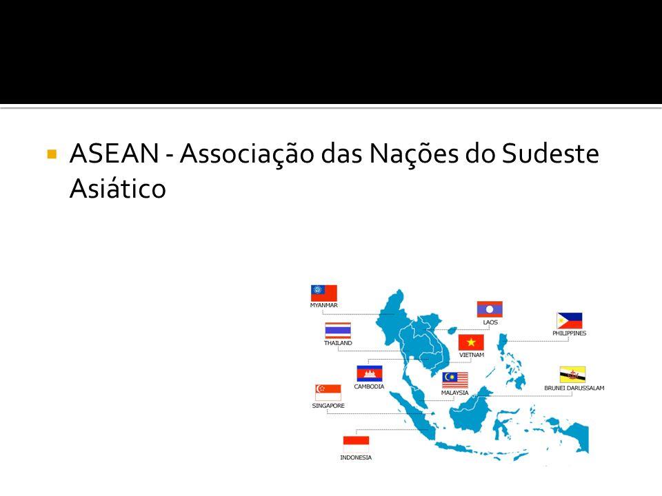 ASEAN - Associação das Nações do Sudeste Asiático