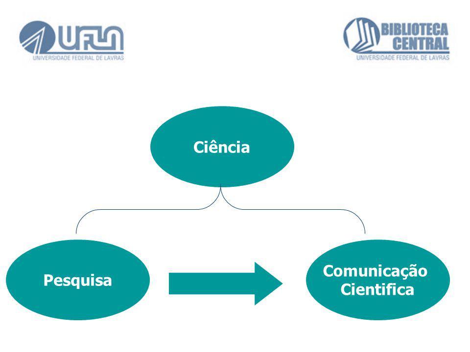 Ciência Pesquisa Comunicação Cientifica