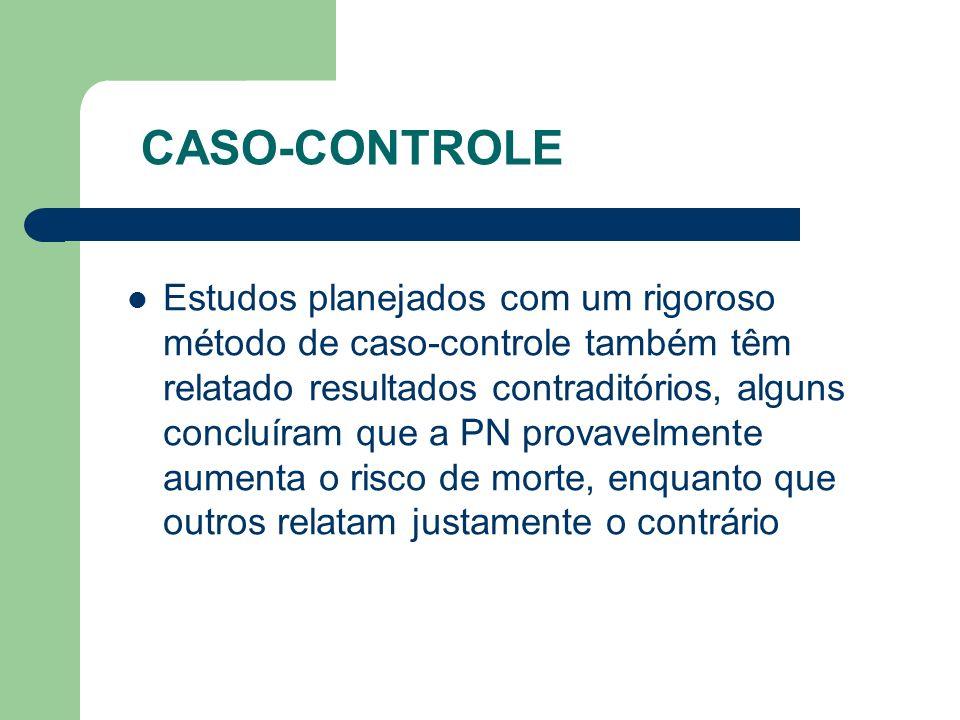 CASO-CONTROLE