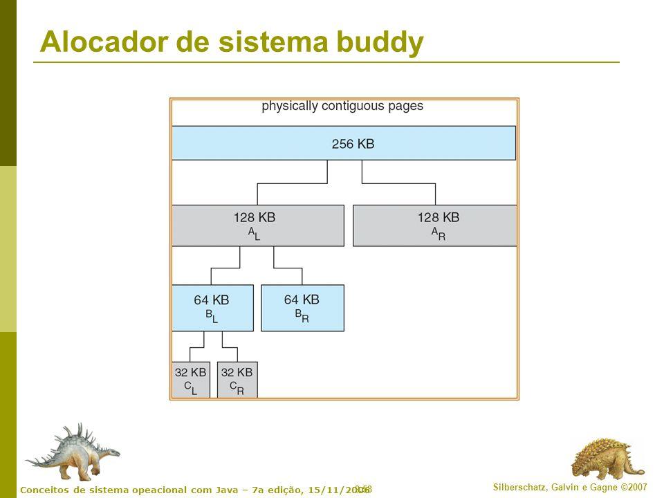 Alocador de sistema buddy