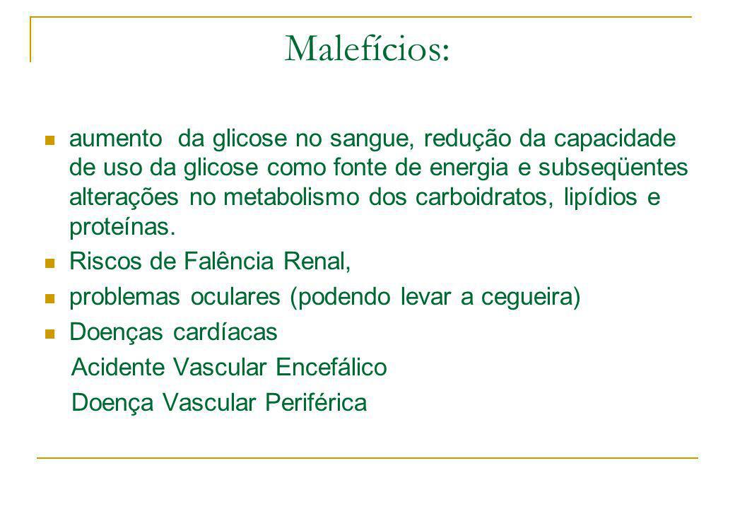 Malefícios: