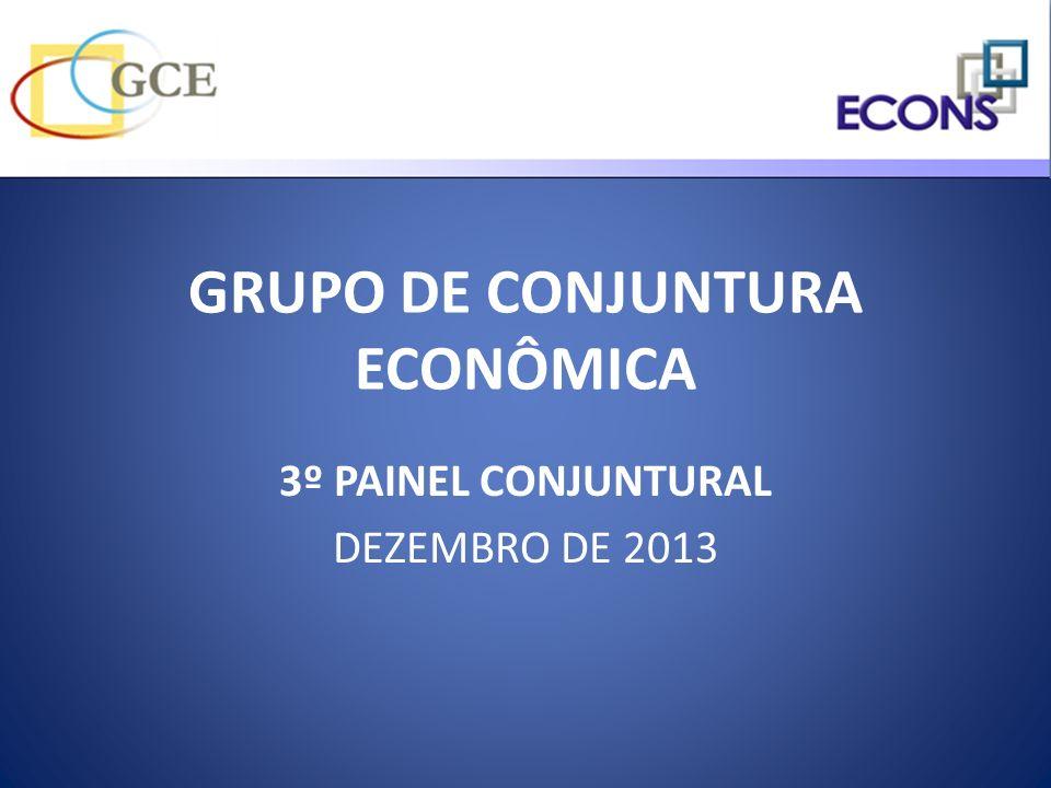 GRUPO DE CONJUNTURA ECONÔMICA