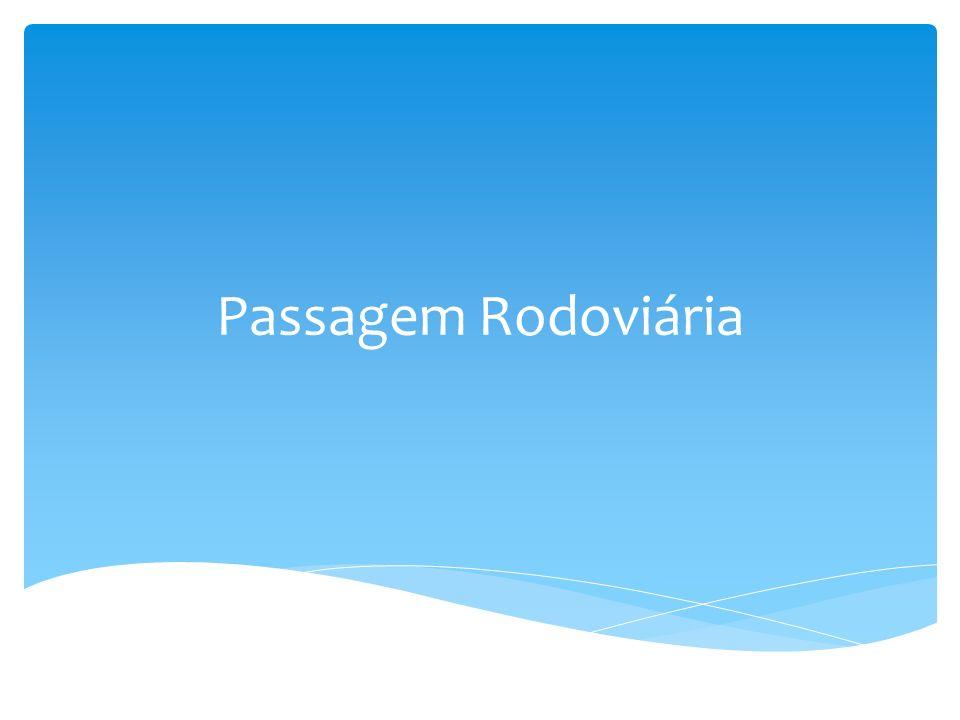 Passagem Rodoviária