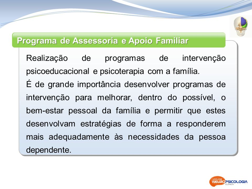 Programa de Assessoria e Apoio Familiar