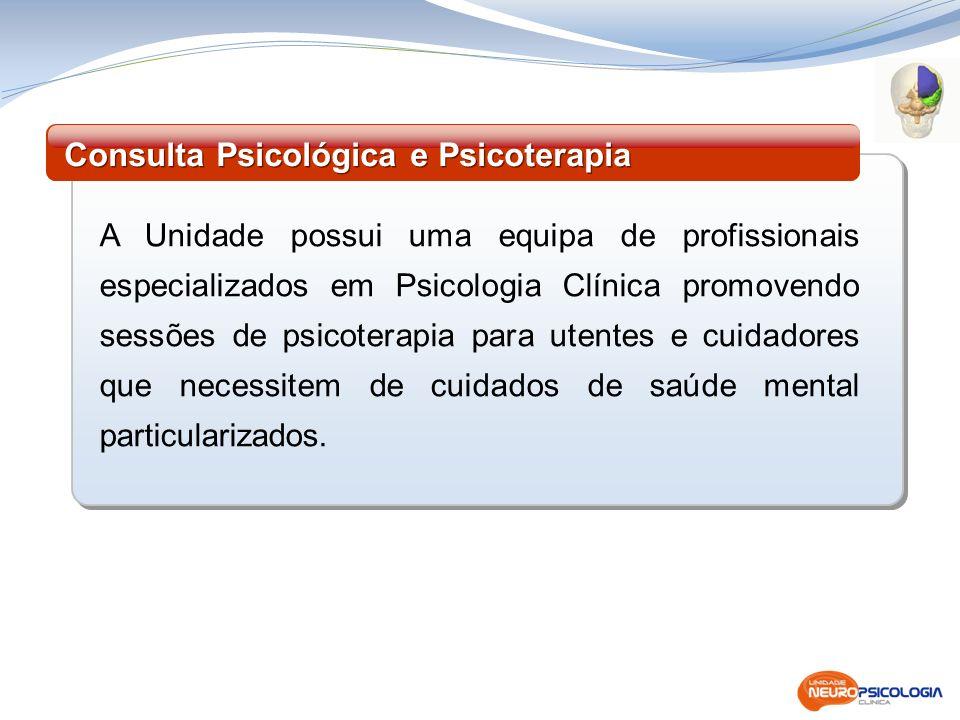 Consulta Psicológica e Psicoterapia