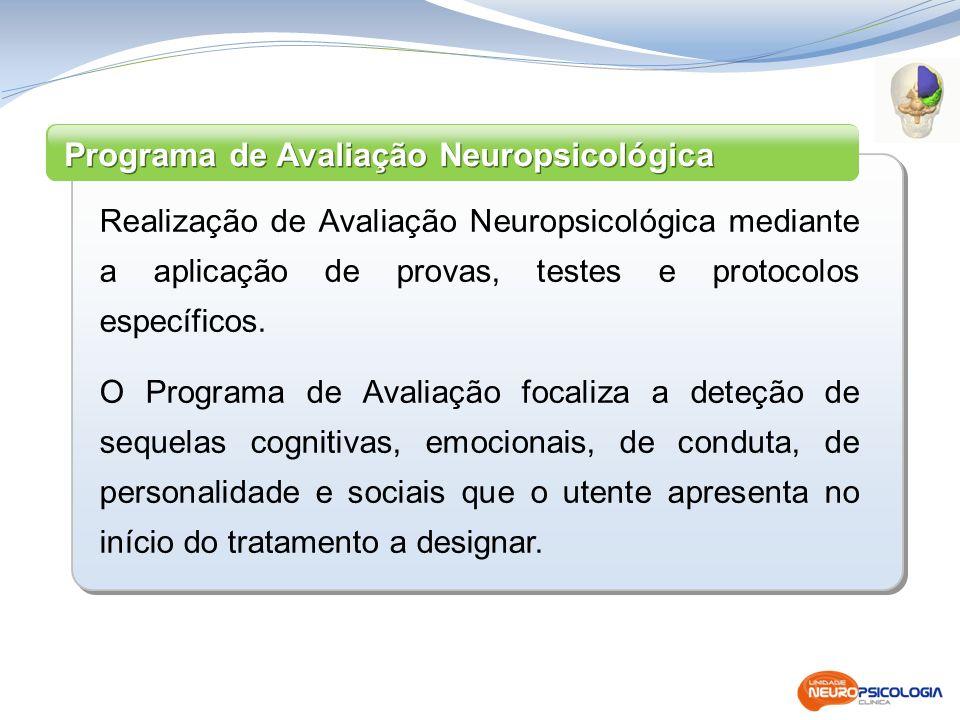 Programa de Avaliação Neuropsicológica
