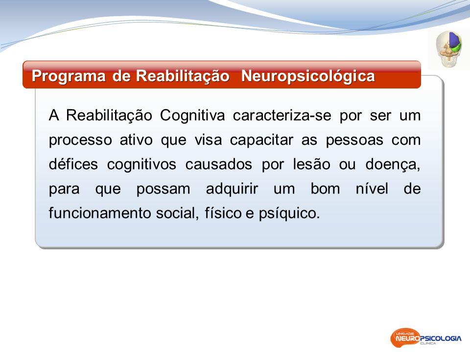 Programa de Reabilitação Neuropsicológica