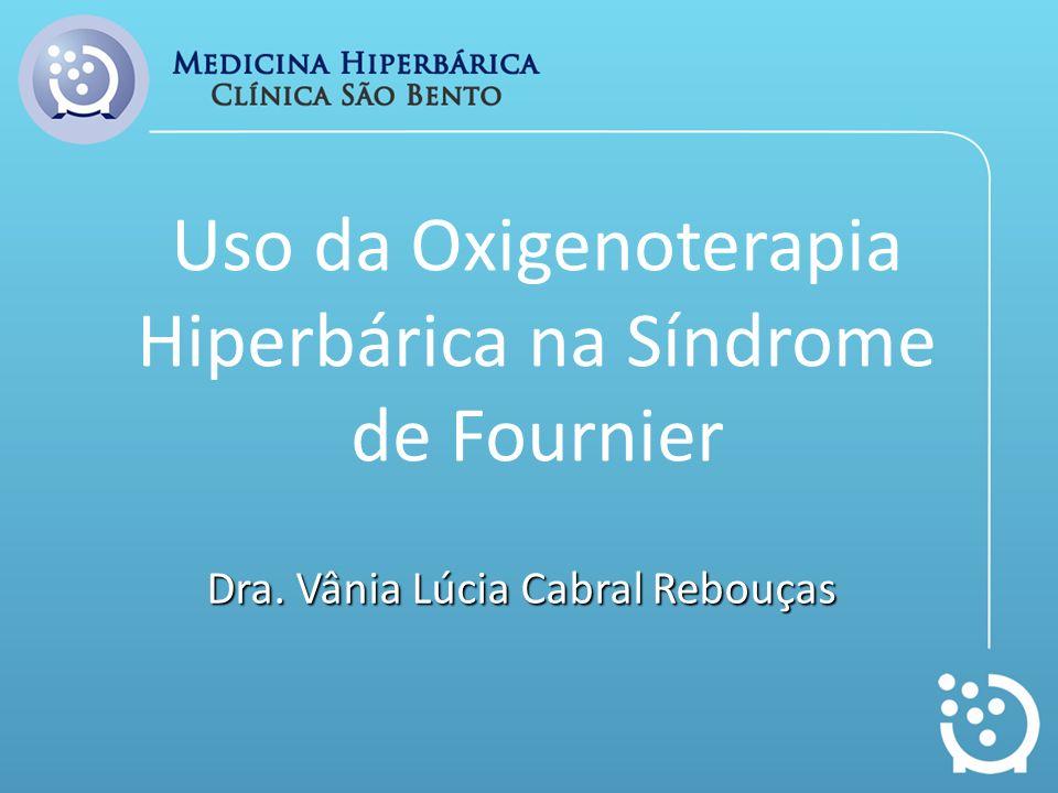 Dra. Vânia Lúcia Cabral Rebouças
