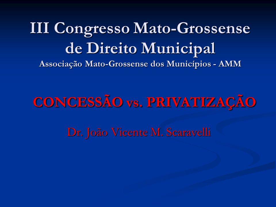 Dr. João Vicente M. Scaravelli