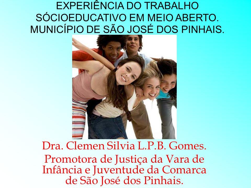 Dra. Clemen Silvia L.P.B. Gomes.