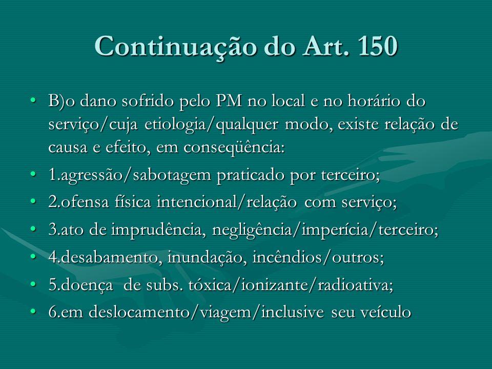 Continuação do Art. 150