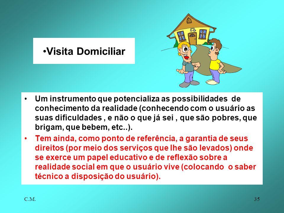 Visita Domiciliar