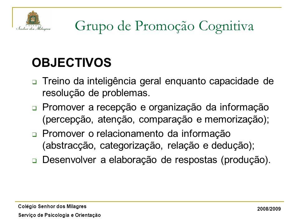 Grupo de Promoção Cognitiva