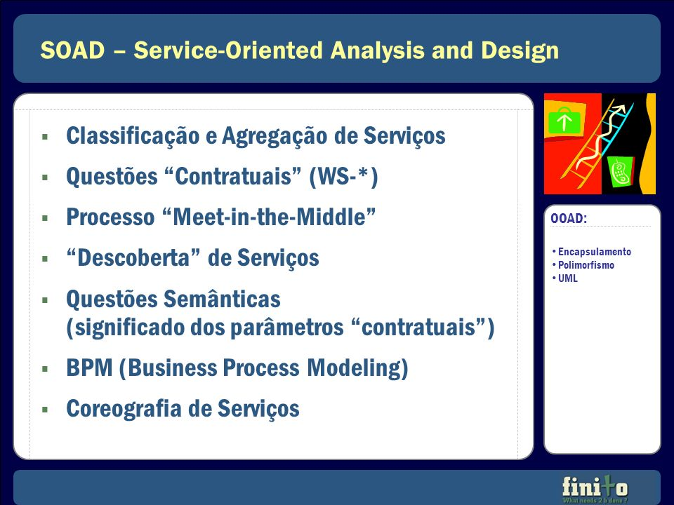 SOAD – Service-Oriented Analysis and Design