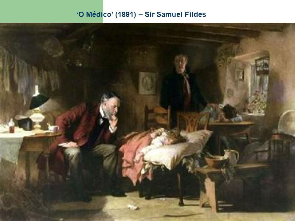 'O Médico' (1891) – Sir Samuel Fildes