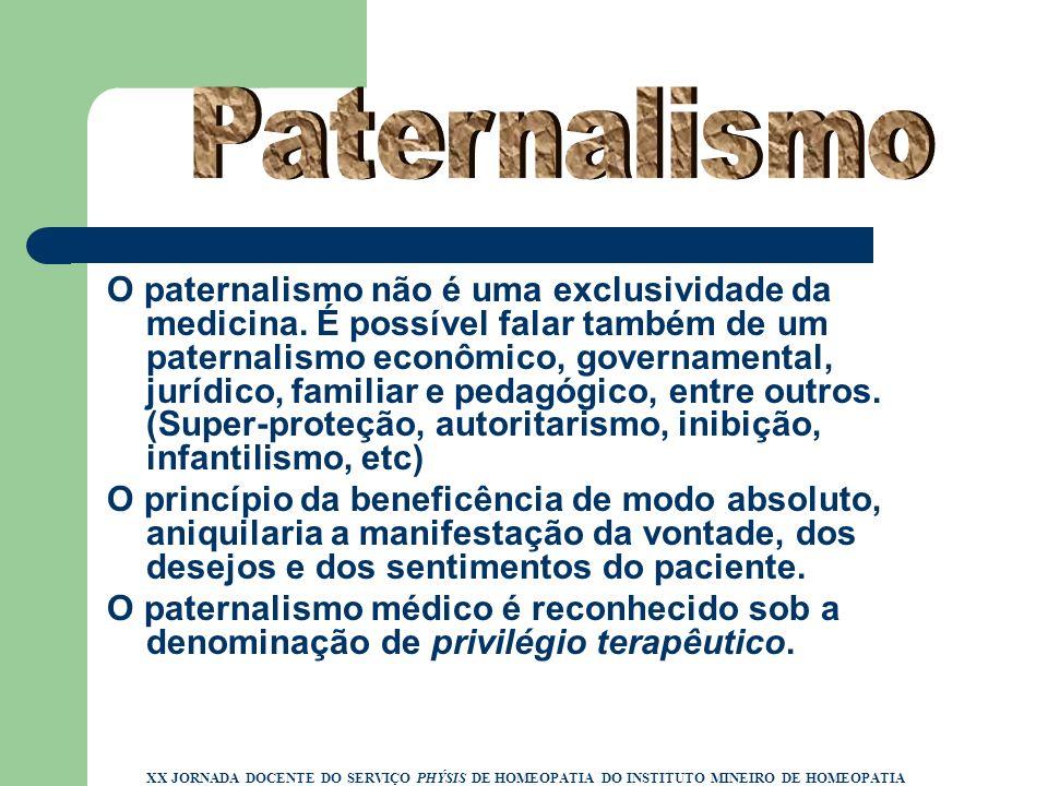 Paternalismo