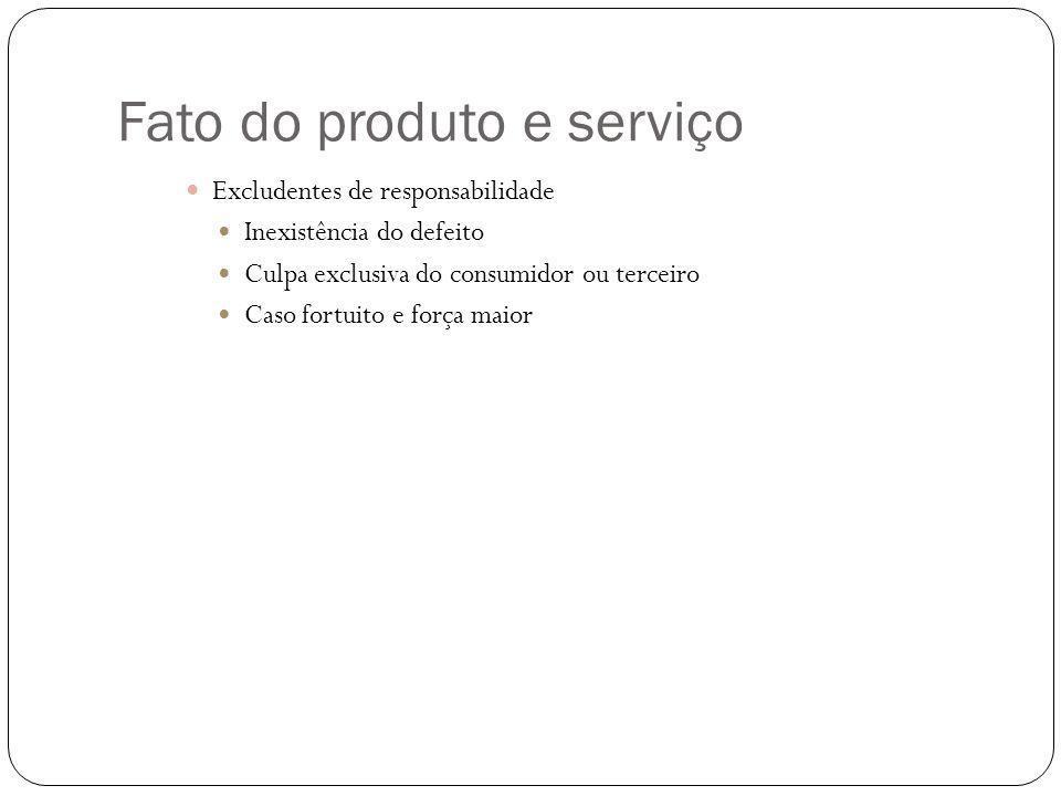 Fato do produto e serviço