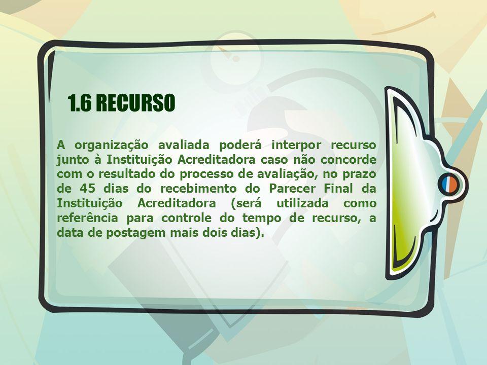 1.6 RECURSO