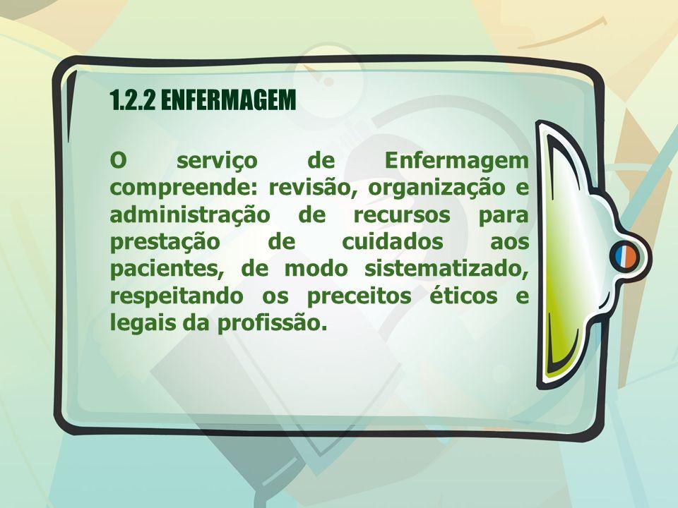 1.2.2 ENFERMAGEM