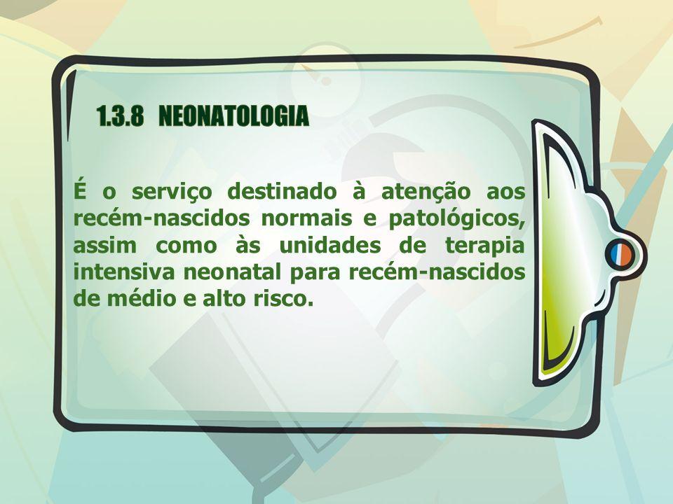 1.3.8 NEONATOLOGIA