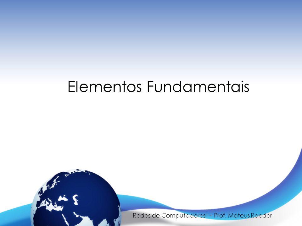 Elementos Fundamentais
