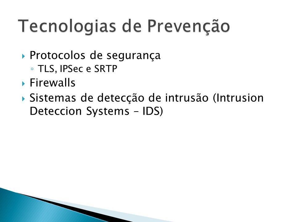 Tecnologias de Prevenção