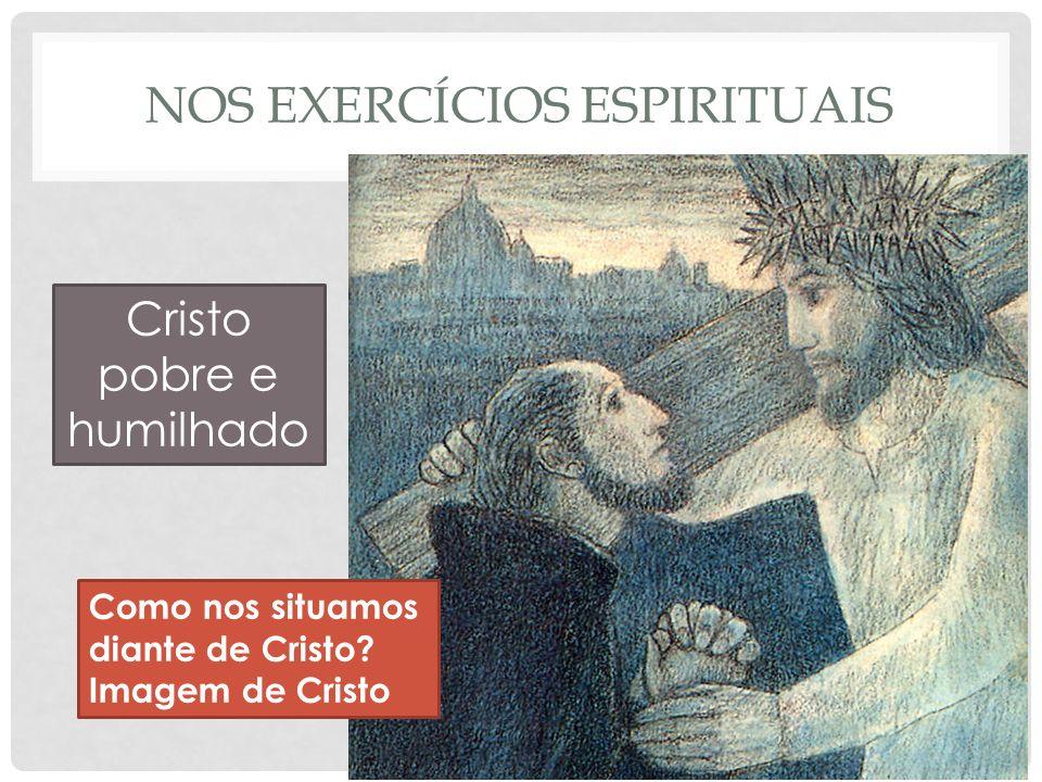 Nos exercícios espirituais