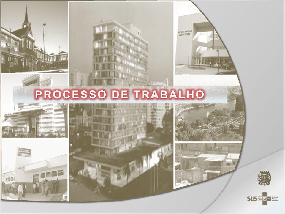 PROCESSO DE TRABALHO PREFEITURA MUNICIPAL DE CAMPINAS