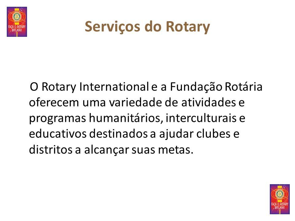 Serviços do Rotary