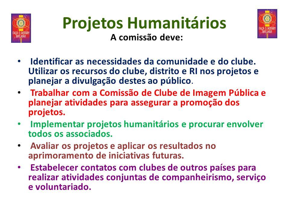 Projetos Humanitários