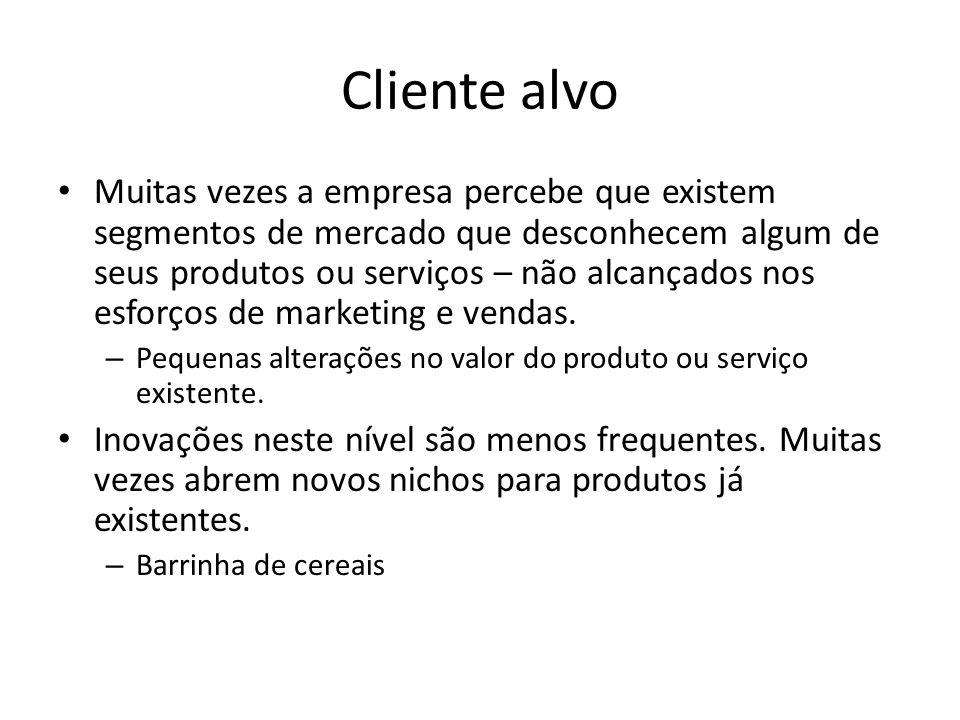 Cliente alvo