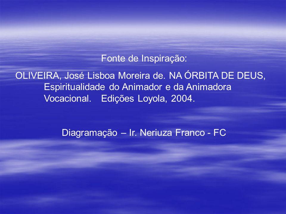 Diagramação – Ir. Neriuza Franco - FC