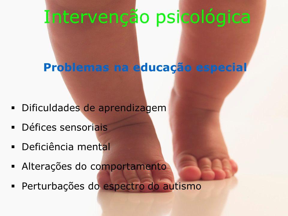 Intervenção psicológica