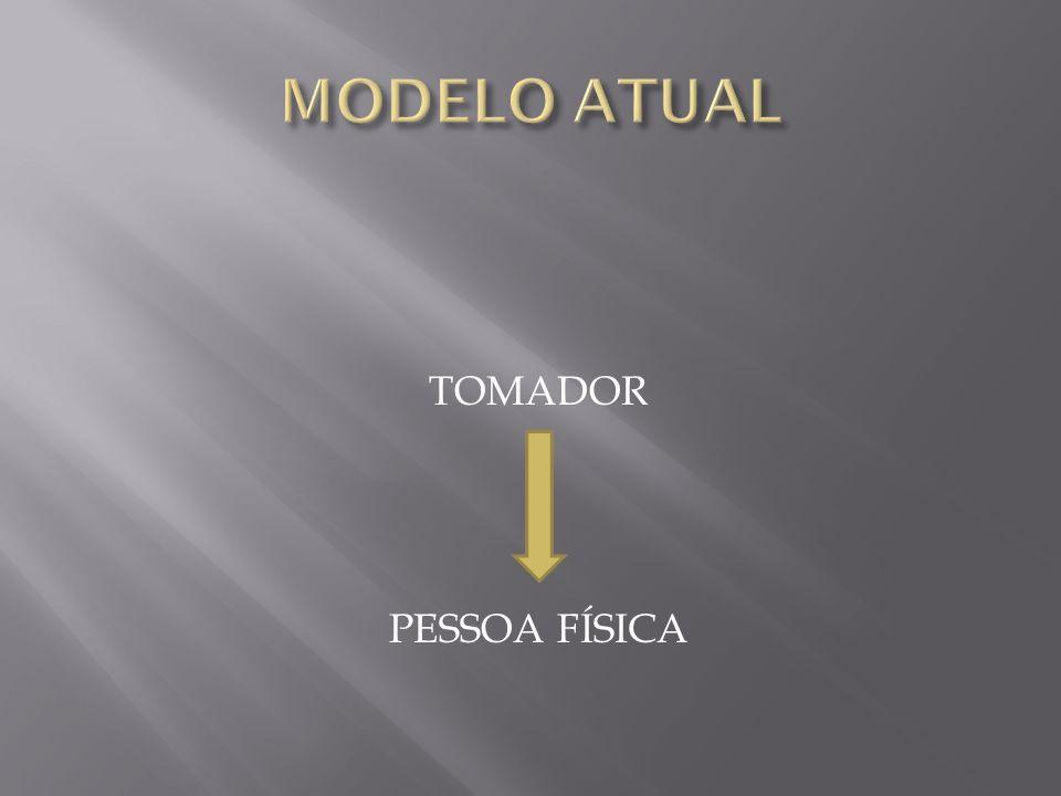MODELO ATUAL TOMADOR PESSOA FÍSICA