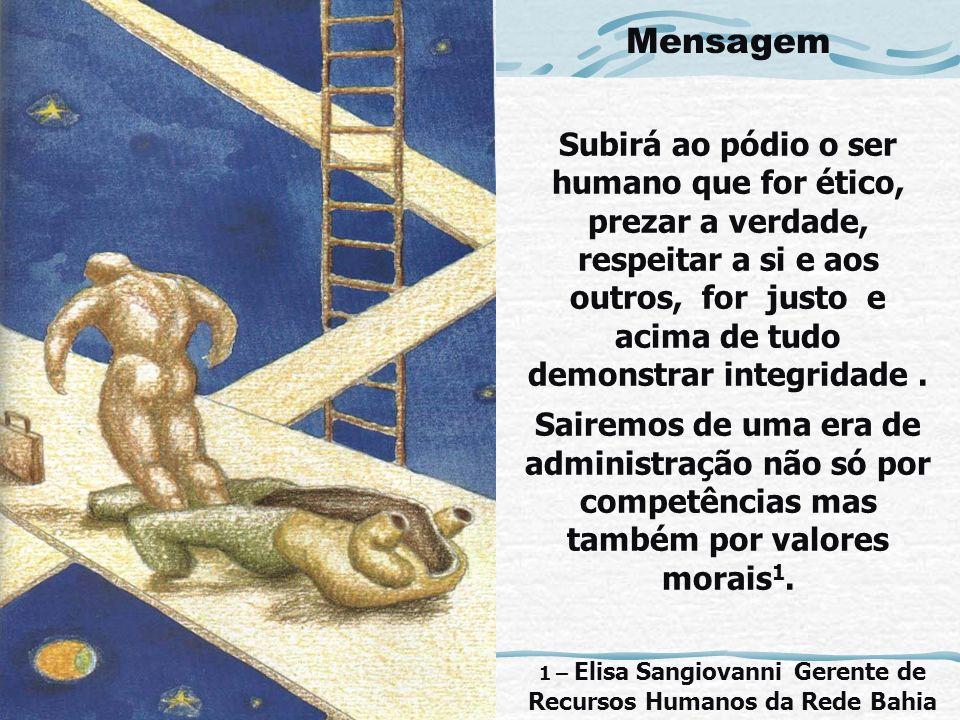 1 – Elisa Sangiovanni Gerente de Recursos Humanos da Rede Bahia