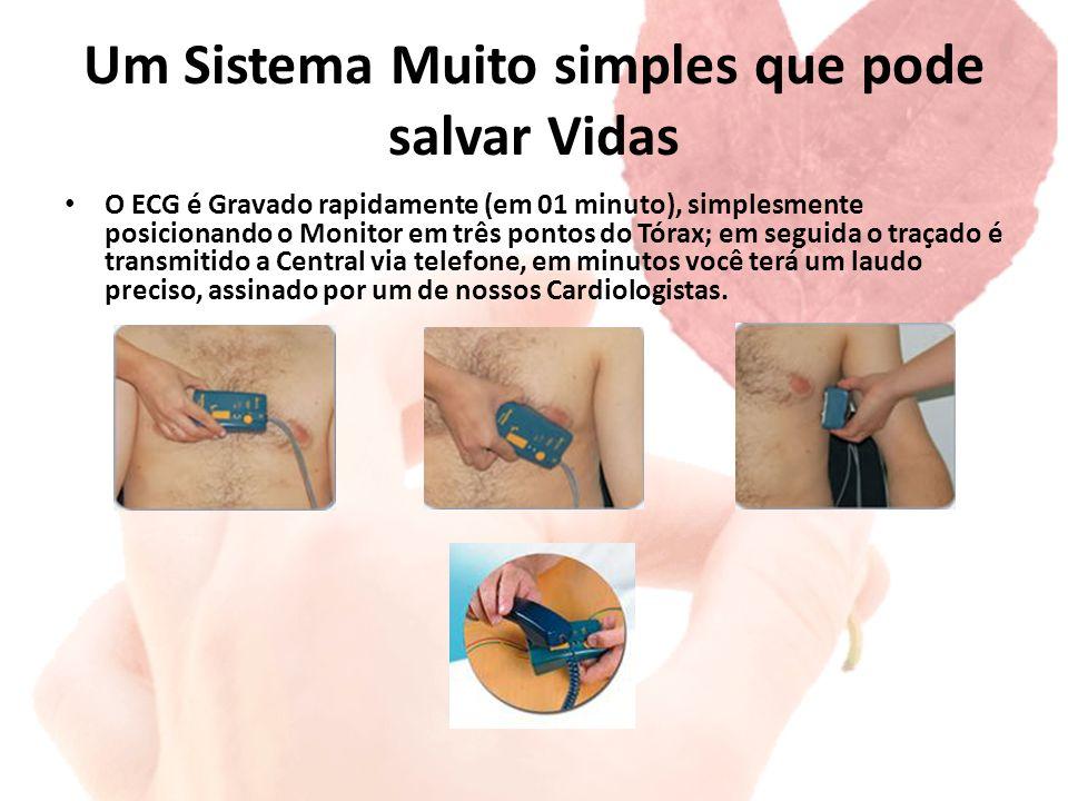Um Sistema Muito simples que pode salvar Vidas