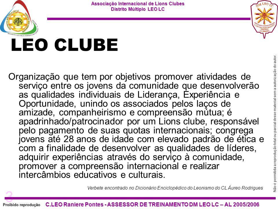 LEO CLUBE
