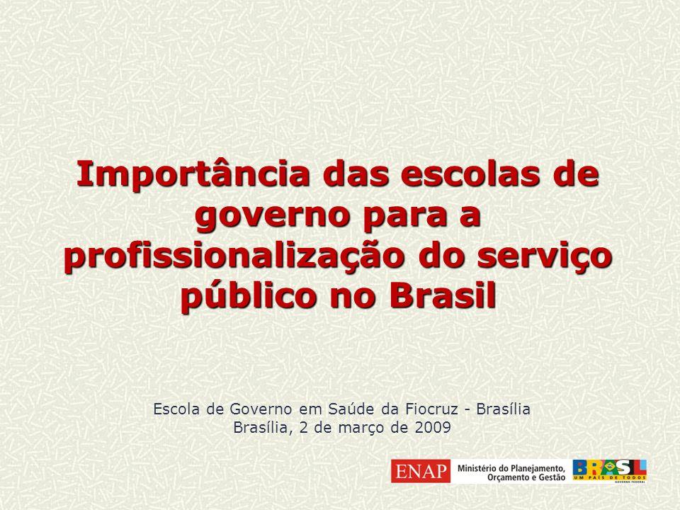 Escola de Governo em Saúde da Fiocruz - Brasília