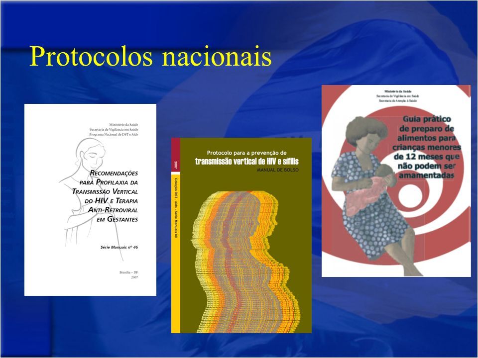 Protocolos nacionais